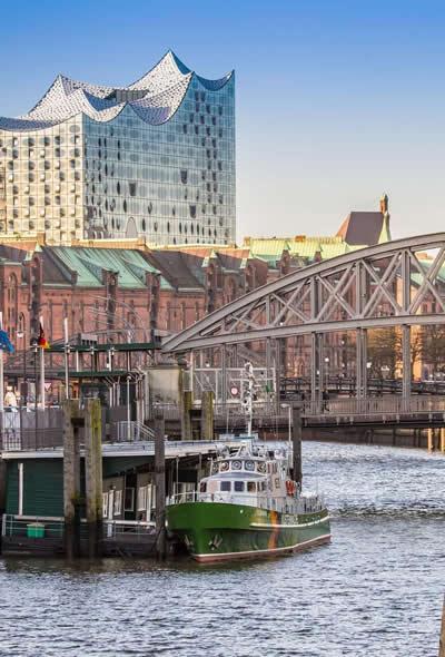 HafenCity Hamburg: Ein Rundgang Durch Hamburgs J
